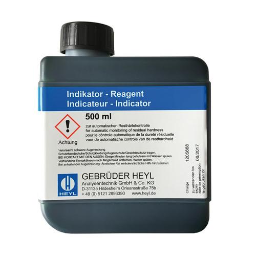 BWT Indikatorlösung Testomat F BOB 500 ml, 1,0 Grad dH... BWT-11984 9022000119842 (Abb. 1)