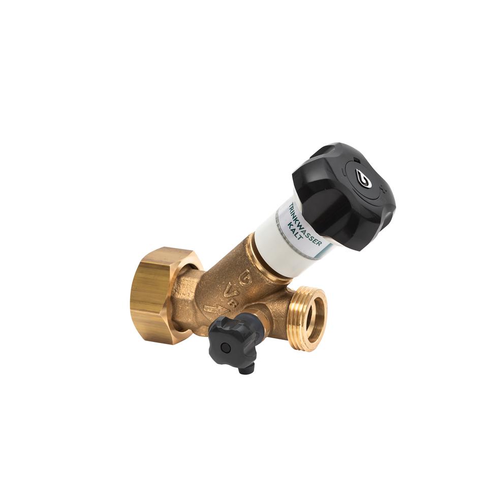 BWT Freistromventil FR-Ventil DN15 ohne Rückflussverhinderer... BWT-30052 9022000300523 (Abb. 1)