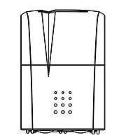 BWT Weichwasseranlage AQA life S 1,0 m³/h... BWT-11349 4050808113491 (Abb. 2)