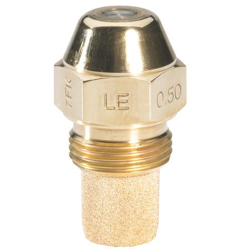 Danfoss Öldüse LE-S Vollkegel 0.75 USgal/h, 60 Grad, mit Abschlußventil... DANFOSS-030F6716 5702425016349 (Abb. 1)