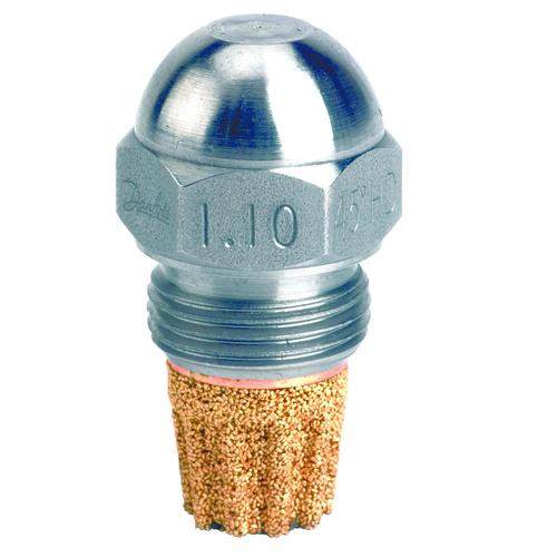Danfoss Öldüse HD 1,35 USgal/h, 60 Grad, Stahldüse... DANFOSS-030H6026 5702425063978 (Abb. 1)