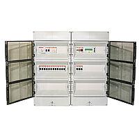 Danfoss Steuerverteilung DV 10-12 30-36 KW , IP 65, 4-6 Heizkreise... DANFOSS-00109503 5703466195710 (Abb. 1)