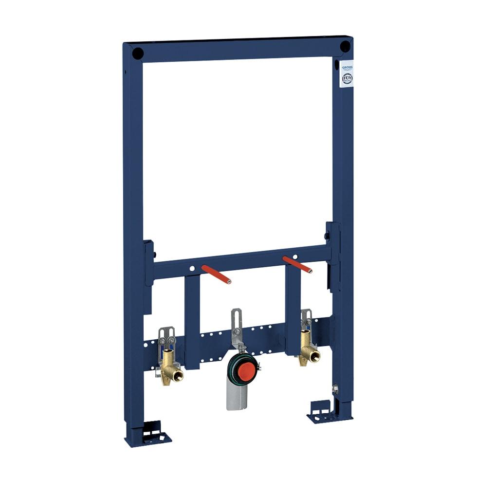 GROHE Bidet-Element Rapid SL 38543 Bauhöhe 0,82m Ständerwand oder Vorwand 38543000