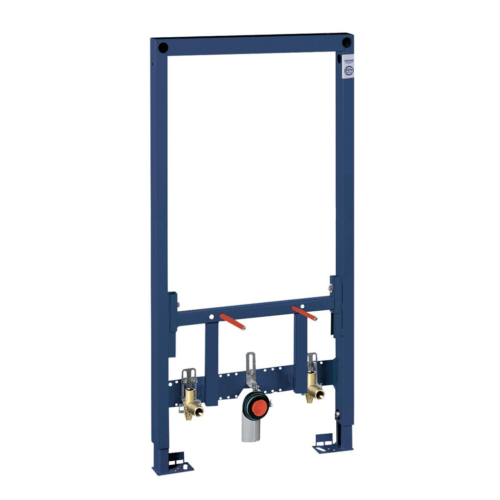 GROHE Bidet-Element Rapid SL 38545 Bauhöhe 1,00m Ständerwand / Vorwand 38545000