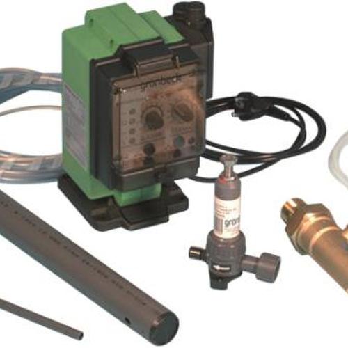 Grünbeck Dosieranlage GENODOS Typ DM-T 6 GP-Pumpe verplombt... GRUENBECK-163140 4031246011334 (Abb. 1)