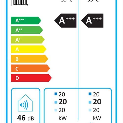 Kermi x-change dynamic water pc 20 WW I 12-22kW, W/W, passiv Kühlen, mit Regler... KERMI-W29012  (Abb. 1)