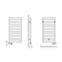 Kermi Casteo-E BH986x30x600mm weiß, FKS rechts... KERMI-CTE101000602JXK 4037486462271 (Abb. 4)