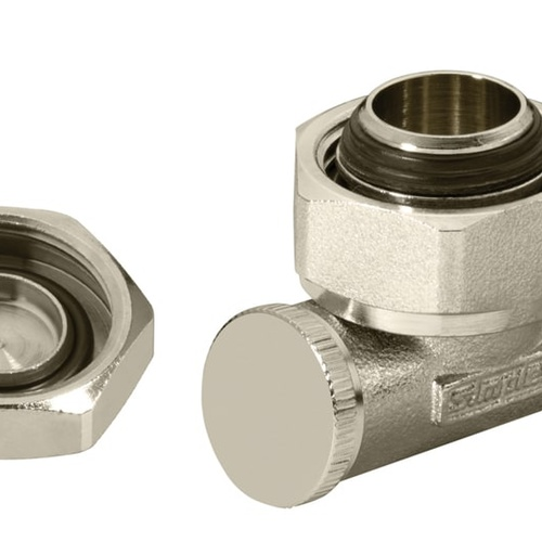 Simplex DIN-Adapter G1/2i x G3/4a Messing vernickelt... SIMPLEX-F10550 4013852205093 (Abb. 1)