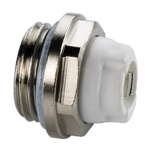 Simplex Luftstopfen C STANDARD G3/8a Messing vernickelt, Auslauf aus Metall, schwenkbar... SIMPLEX-F10713 4013852205741 (Abb. 1)