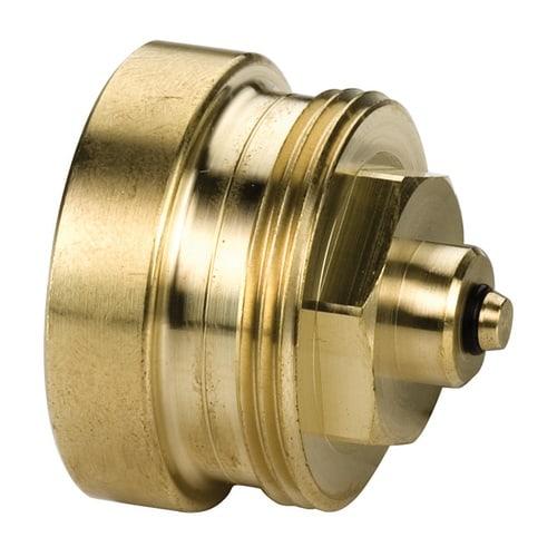 Simplex Ventilverlängerung für Regelboxen TH L: 13mm Messing... SIMPLEX-F11872 4013852232419 (Abb. 1)