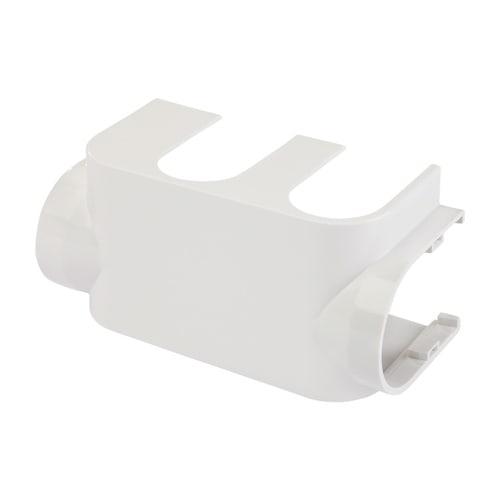 Simplex Designverkleidung VARIOCON Ventilarmatur Kunststoff weiß Anschluss rechts... SIMPLEX-F12034 4013852246256 (Abb. 1)