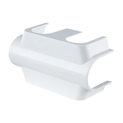 Simplex Designverkleidung für Ventilarmatur UNIV. Kunststoff weiß... SIMPLEX-F12070 4013852262966 (Abb. 1)