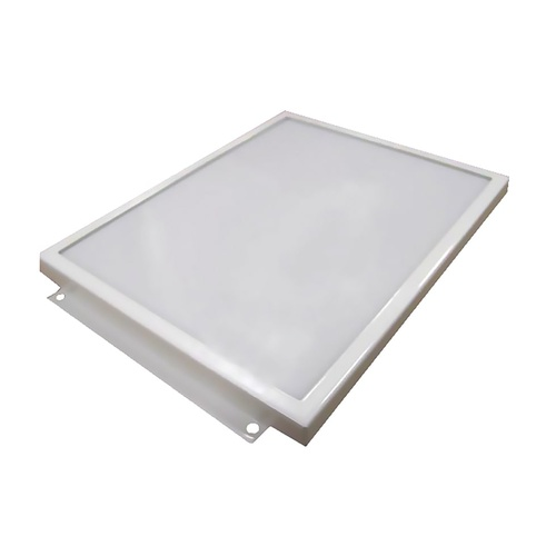 Simplex Kunststofftür für UP-Schrank EXCLUSIV passend für Schrankbreite 450 mm... SIMPLEX-F18076 4013852270114 (Abb. 1)