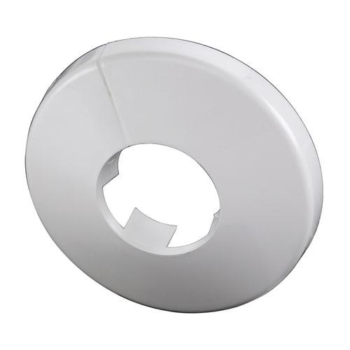 Simplex Wandrosette 12mm Kunststoff weiß... SIMPLEX-F44001 4013852216686 (Abb. 1)