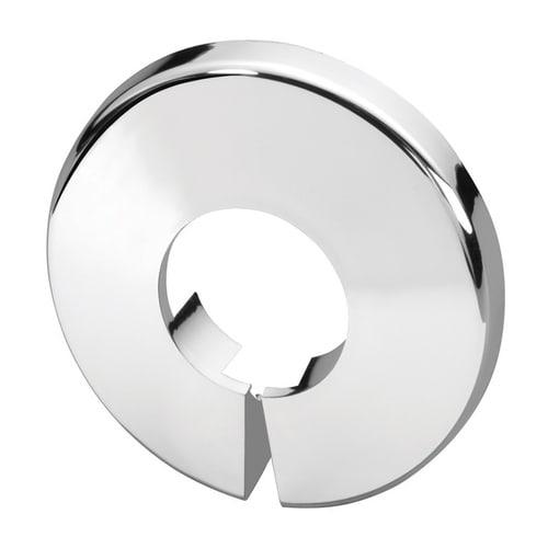 Simplex Design-Wandrosette 12 Kunststoff verchromt... SIMPLEX-F44031 4013852245242 (Abb. 1)