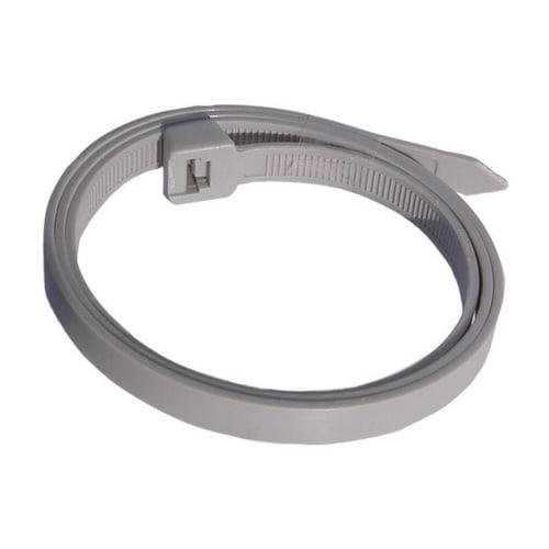 Simplex Spannband für Schilderhalter QUICK 775 x 9mm Kunststoff grau... SIMPLEX-F55024 4013852254954 (Abb. 1)