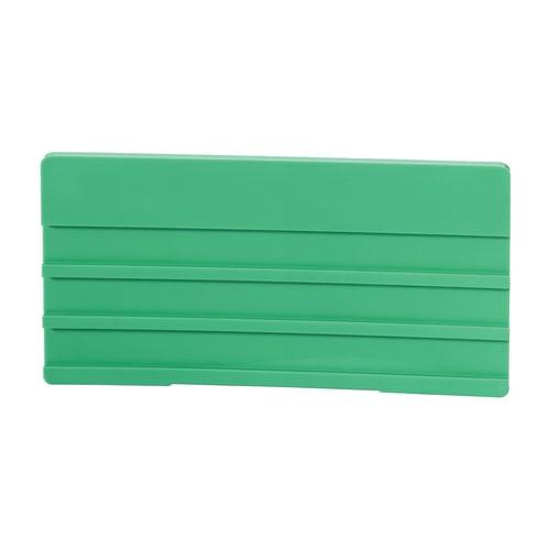 Simplex Bezeichnungsschild o. Leerleisten 100 x 50mm Kunststoff weiß... SIMPLEX-F55101.01 4013852217003 (Abb. 1)
