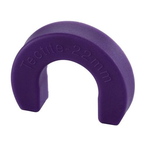 Simplex Demontageclip TECTITE 15mm Kunststoff lila... SIMPLEX-F60041 4013852246157 (Abb. 1)