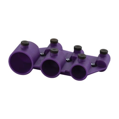 Simplex Einstecktiefenschablone TECTITE 10-28mm Kunststoff lila... SIMPLEX-F60065 4013852254299 (Abb. 1)