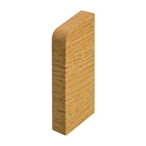 Simplex Endstück N für Sockelleiste N rechts Kunststoff weiß... SIMPLEX-F70061 4013852221345 (Abb. 1)