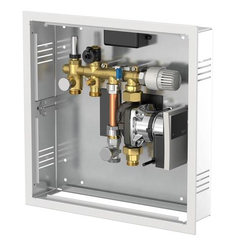 Simplex System-Regelbox KOMFORT G3/4a Eurokonus Messing, UP-Metallgehäuse... SIMPLEX-F11854 4013852267091 (Abb. 1)