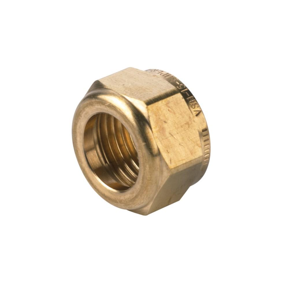 Simplex Überwurfmutter VSH SUPER 35mm Messing... SIMPLEX-20400011 4013852409644 (Abb. 1)
