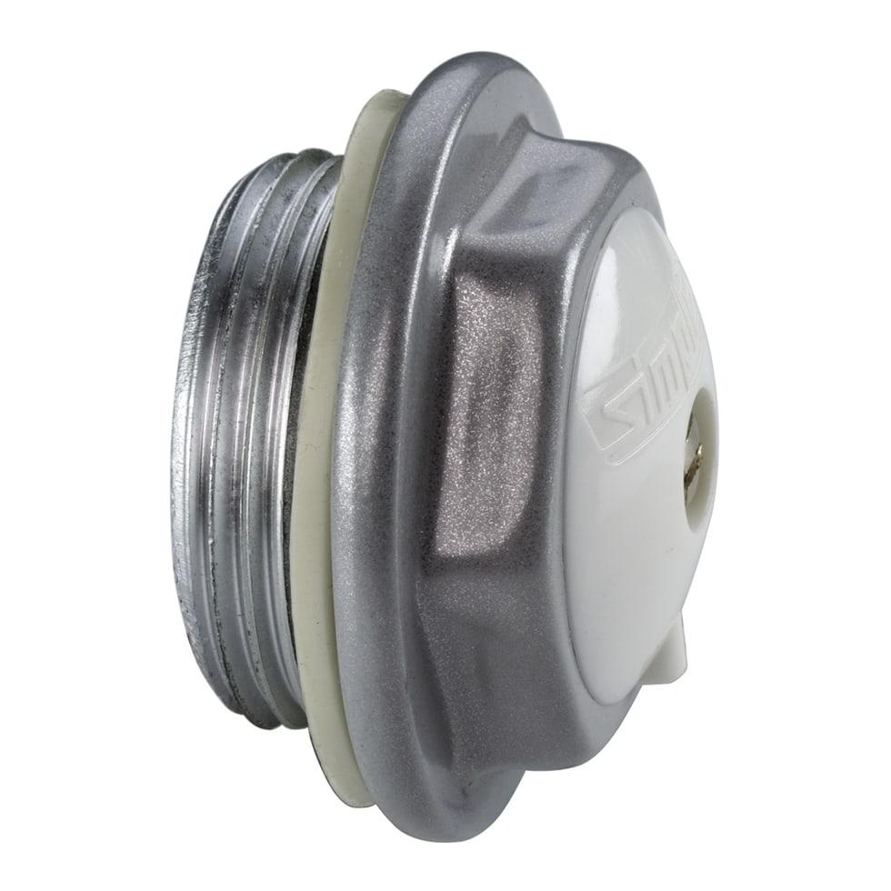 Simplex Luftstopfen rechts, R G1 1/4a (R) Stahl leicht F10909