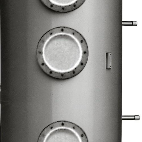 STIEBEL ELTRON Universal-Warmwasser-Speicher SB 650/3 AC, 650 l, 3 Flanschöffnungen... STIEBEL-003039 4017210030396 (Abb. 1)
