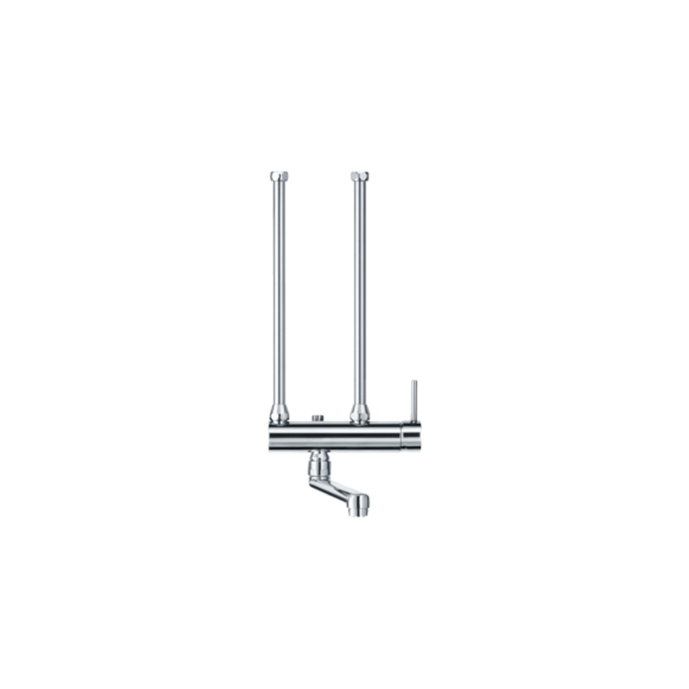 STIEBEL ELTRON Durchlauferhitzer-Armatur MEKD, Chrom-Oberfläche 232613