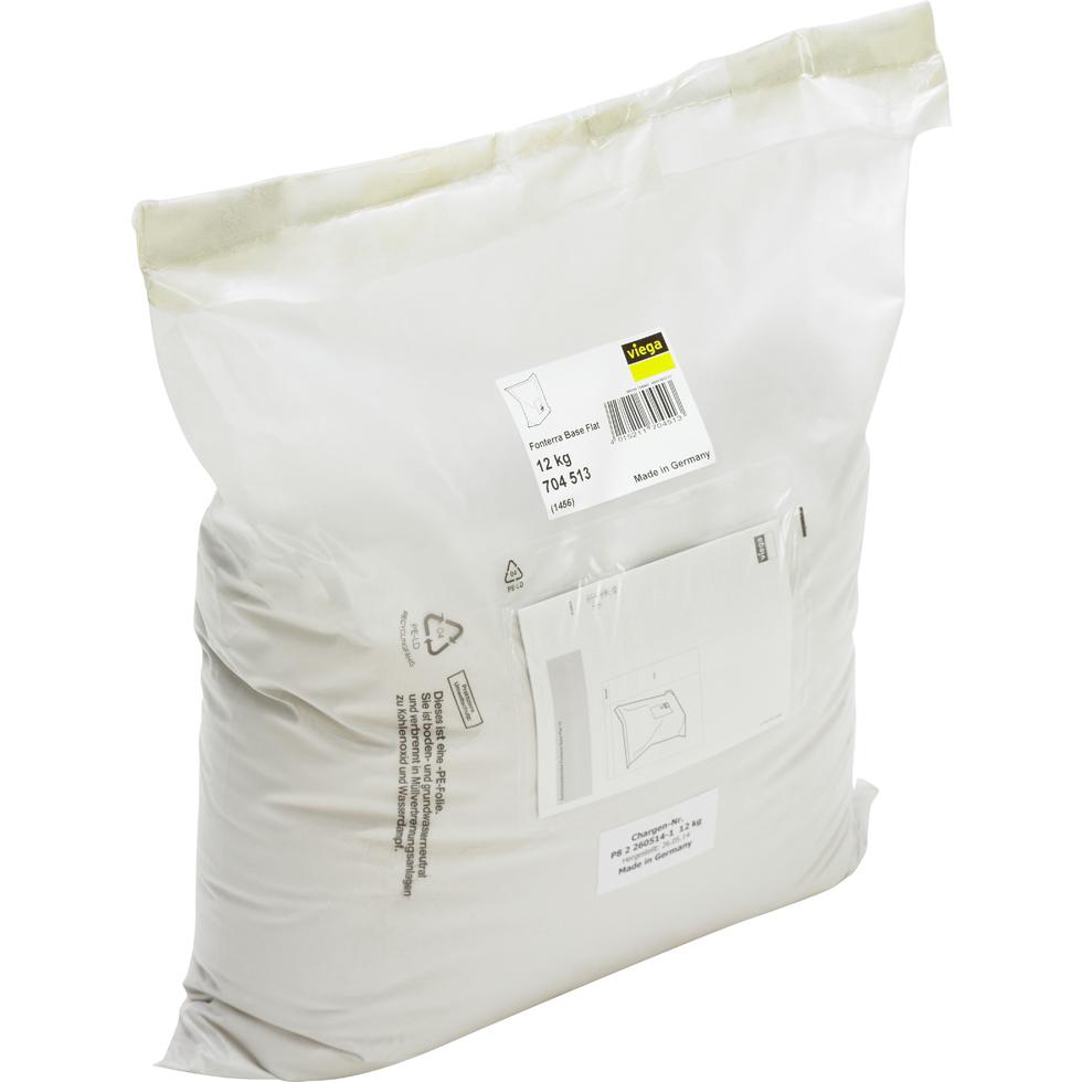 Viega Estrichzusatzmittel Fonterra 1456 in 12KG für Zementheizestriche 704513