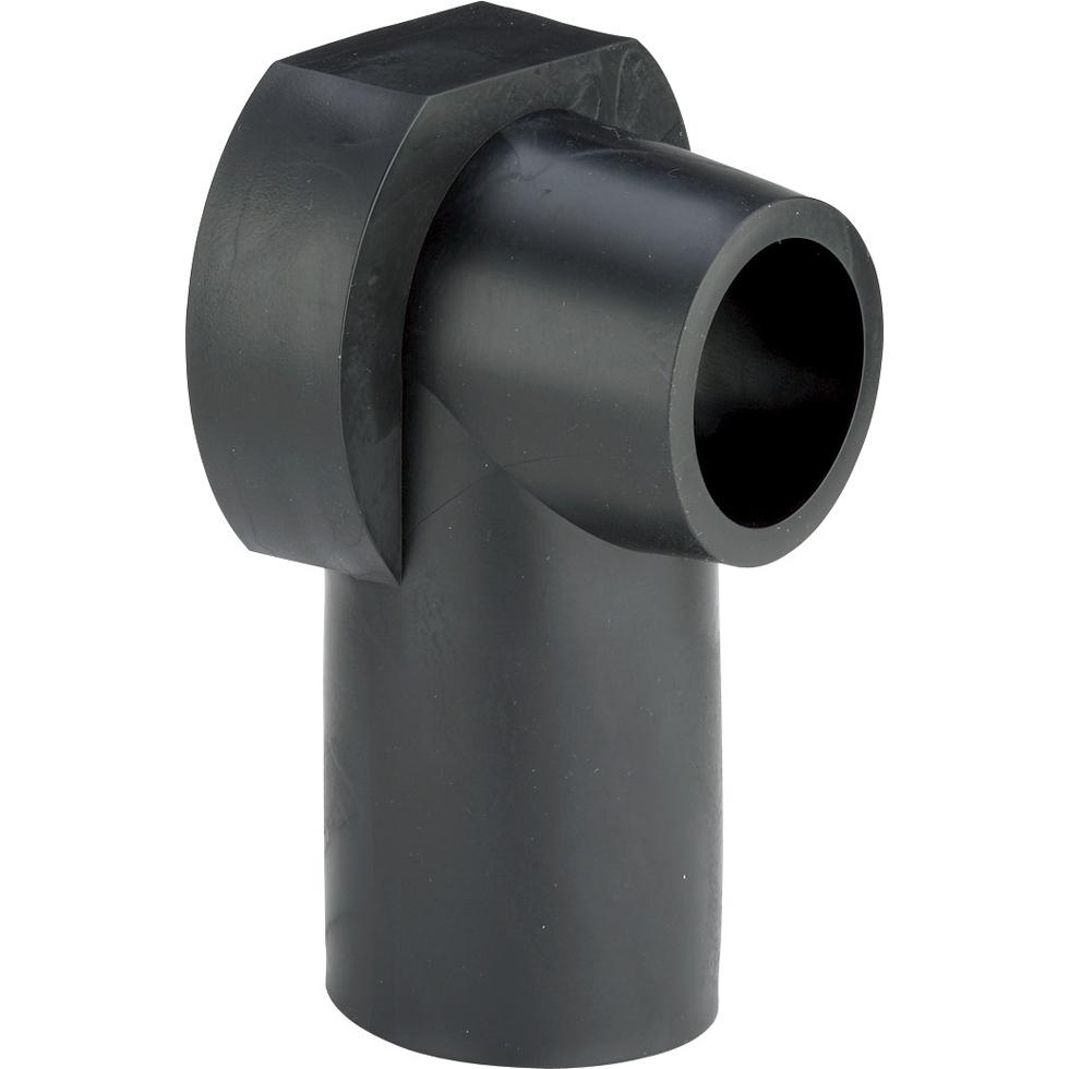 Viega Schallschlucker 2141.5 in Gummi schwarz 586713