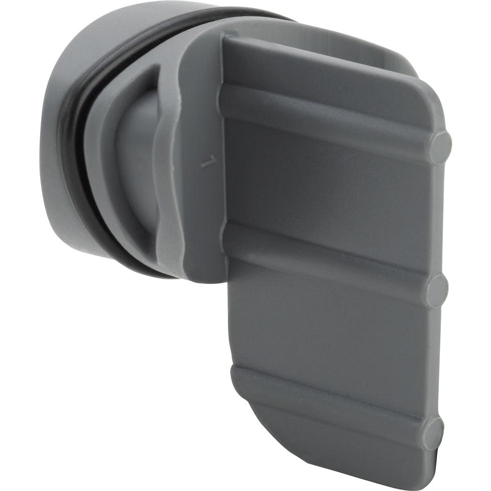Viega Stopfen 6963.93 in 30mm Kunststoff grau 719210